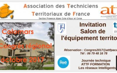 Participation au congrès ATTF